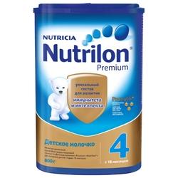 Смесь Nutrilon (Nutricia) 4 Premium (c 18 месяцев) 800 г