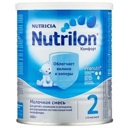 Смесь Nutrilon (Nutricia) 2 Комфорт (c 6 месяцев) 400 г