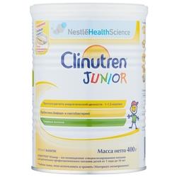 Смесь Clinutren Junior (c 1 года до 10 лет) 400 г