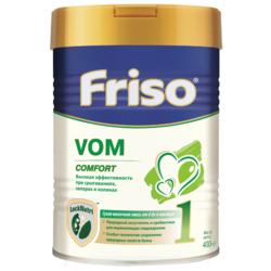 Смесь Friso VOM 1 (с 0 до 6 месяцев) 400 г