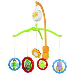 Механический мобиль Canpol Babies Зверушки с зеркалом (2/170)