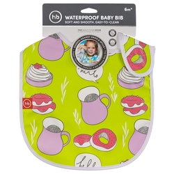 Happy Baby Нагрудник Expert Water-proof baby bib X1