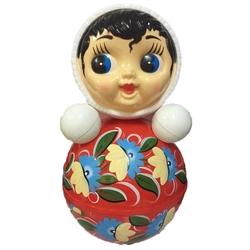 Неваляшка Котовские неваляшки Девочка с цветами (6C-023) 35.6 см