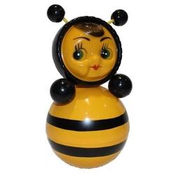 Неваляшка Котовские неваляшки Пчела (6С-011) 22 см