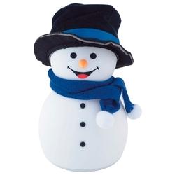 Ночник Lucia 141 Снеговик в шляпе