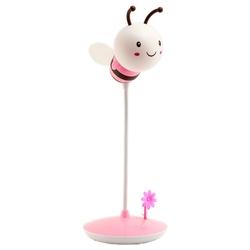 Ночник Lucia 102 Пчёлка (розовый)