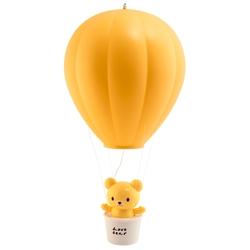 Ночник Lucia 101 Воздушный шар (желтый)
