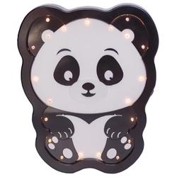 Ночник IWOODPLAY Панда (черный/белый)