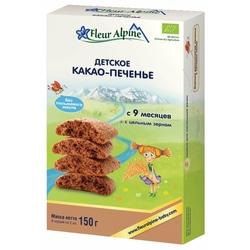 Печенье Fleur Alpine Какао (с 9 месяцев)