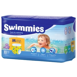 Helen Harper трусики Swimmies Medium (12+ кг) 11 шт.
