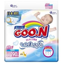 Goo.N подгузники NB (0-5 кг) 90 шт.