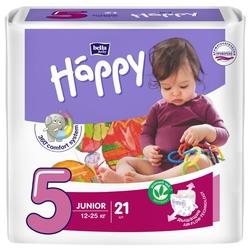 Bella Baby happy подгузники adventure 5 (12-25 кг) 21 шт.