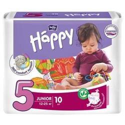 Bella Baby happy подгузники adventure 5 (12-25 кг) 10 шт.