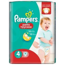 Pampers трусики Pants 4 (9-14 кг) 16 шт.