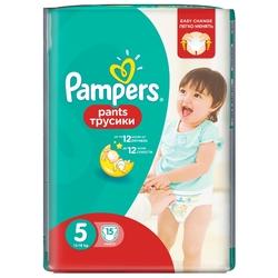 Pampers трусики Pants 5 (12-18 кг) 15 шт.