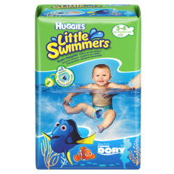 Huggies трусики Little Swimmers (7-15 кг) 12 шт.