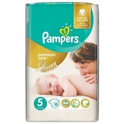 Pampers подгузники Premium Care 5 (11-18 кг) 18 шт.