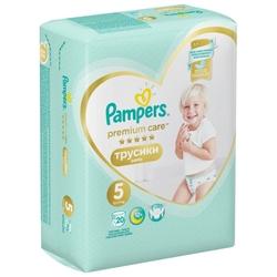 Pampers Premium Care трусики 5 (12-17 кг) 20 шт.