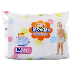 Insoftb трусики Premium Ultra-soft (6-11 кг) 40 шт.