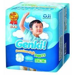 Genki трусики Premium Soft XXL (13-25 кг) 18 шт.