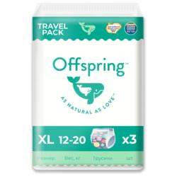 Offspring трусики XL (12-20 кг) 3 шт.