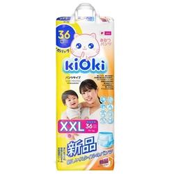 KiOki трусики XXL (15+ кг) 36 шт.
