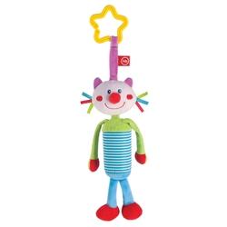 Подвесная игрушка Happy Baby Кот (330350)