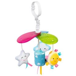 Подвесная игрушка Benbat On-the-Go Toys Радуга (TM155)