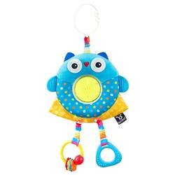 Подвесная игрушка Benbat Dazzle Friends Travel Toy Сова (TT114)