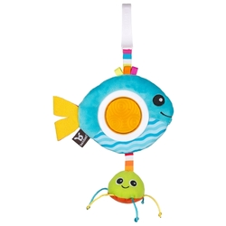 Подвесная игрушка Benbat Dazzle Friends Rattle Toy Рыбка (TT126)