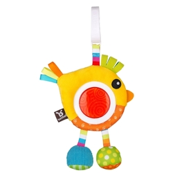 Подвесная игрушка Benbat Dazzle Friends Rattle Toy Птичка (TT127)