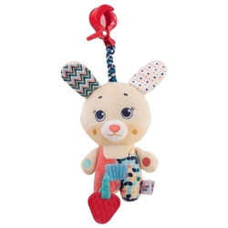 Подвесная игрушка Happy Snail Зайка Лаки (19HSС13RB)
