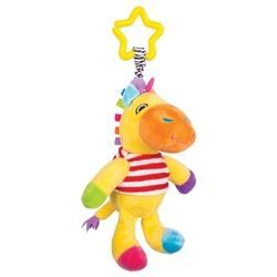 Подвесная игрушка Happy Snail Жираф Спот (14HS012PGR)