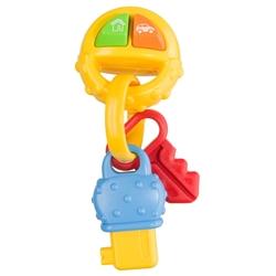 Прорезыватель-погремушка Happy Baby Pip-Pip keys