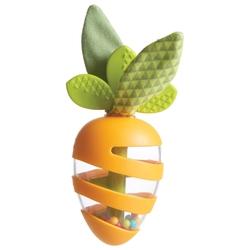Прорезыватель-погремушка Tiny Love Морковка