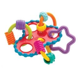 Прорезыватель-погремушка Playgro Roundabout Rattle