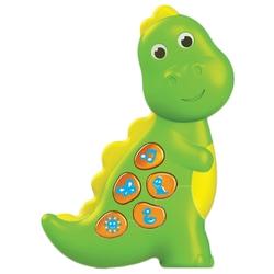 Интерактивная развивающая игрушка Азбукварик Чудо-огоньки Динозаврик