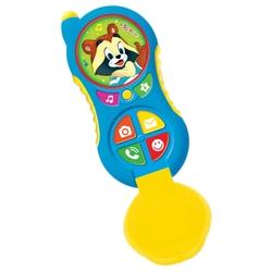 Интерактивная развивающая игрушка Азбукварик Телефончик Крошки Енота
