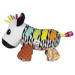 Интерактивная развивающая игрушка Lamaze Музыкальная зебра