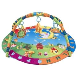 Развивающий коврик Leader Kids Летняя полянка (LK90101)