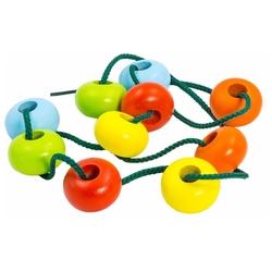 Шнуровка Alatoys Цветные шайбы (ШН31)