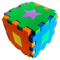 Сортер Malamalama Кубик Первые знания
