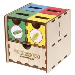 Сортер Woodland Комодик куб Овощи 119106