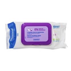 Влажные салфетки Mustela Для мягкого очищения без запаха