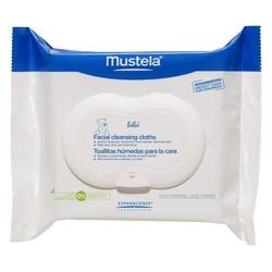 Влажные салфетки Mustela Очищающие для лица